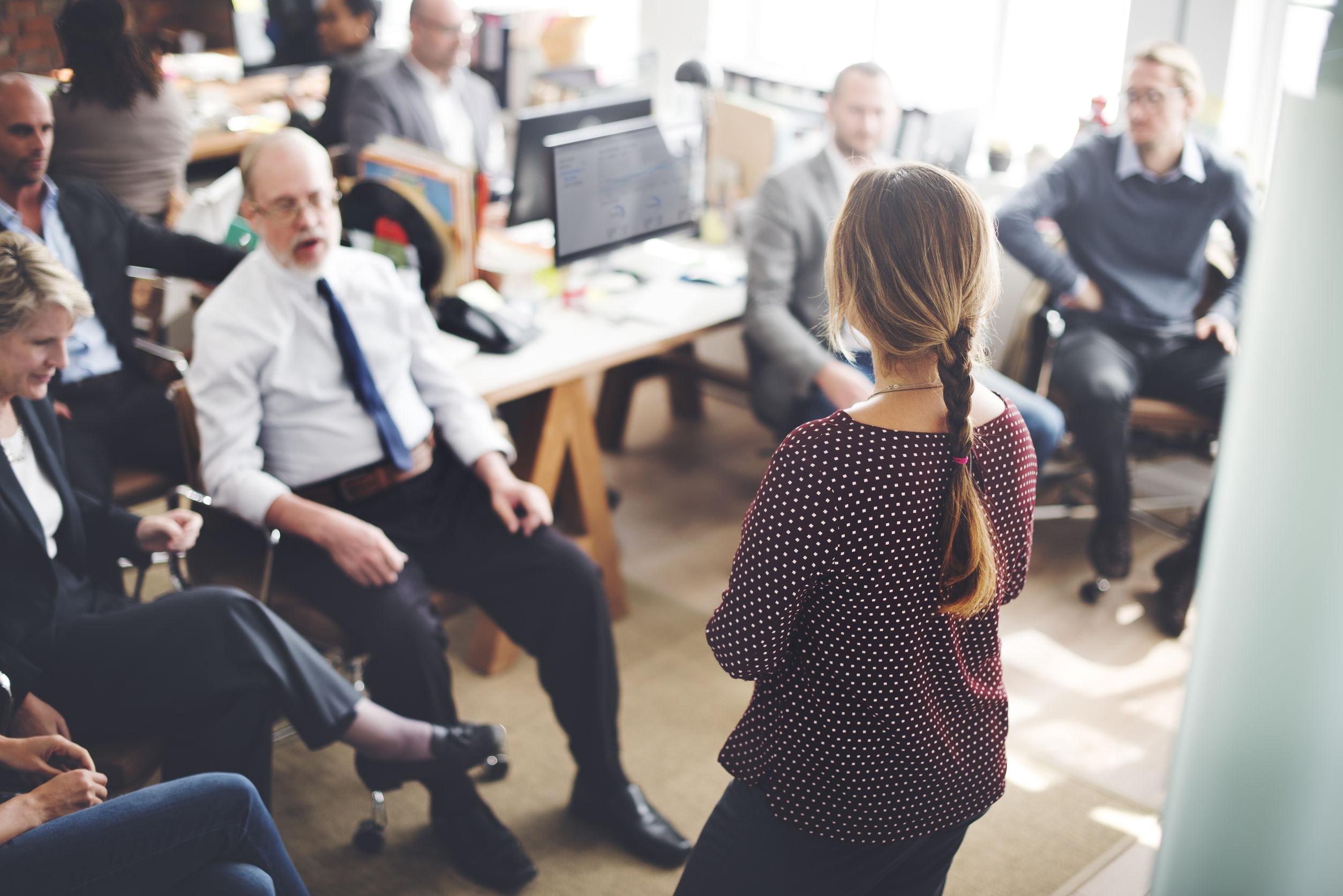Tips Coaching Employees