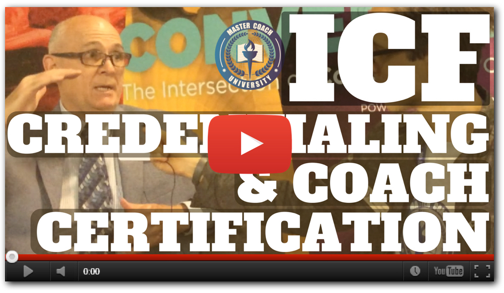 ICF Credential And Coach Certification Requirements
