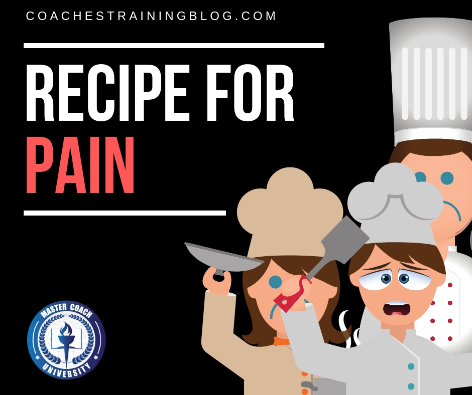 Stir up The PAIN to Get More Coaching Clients