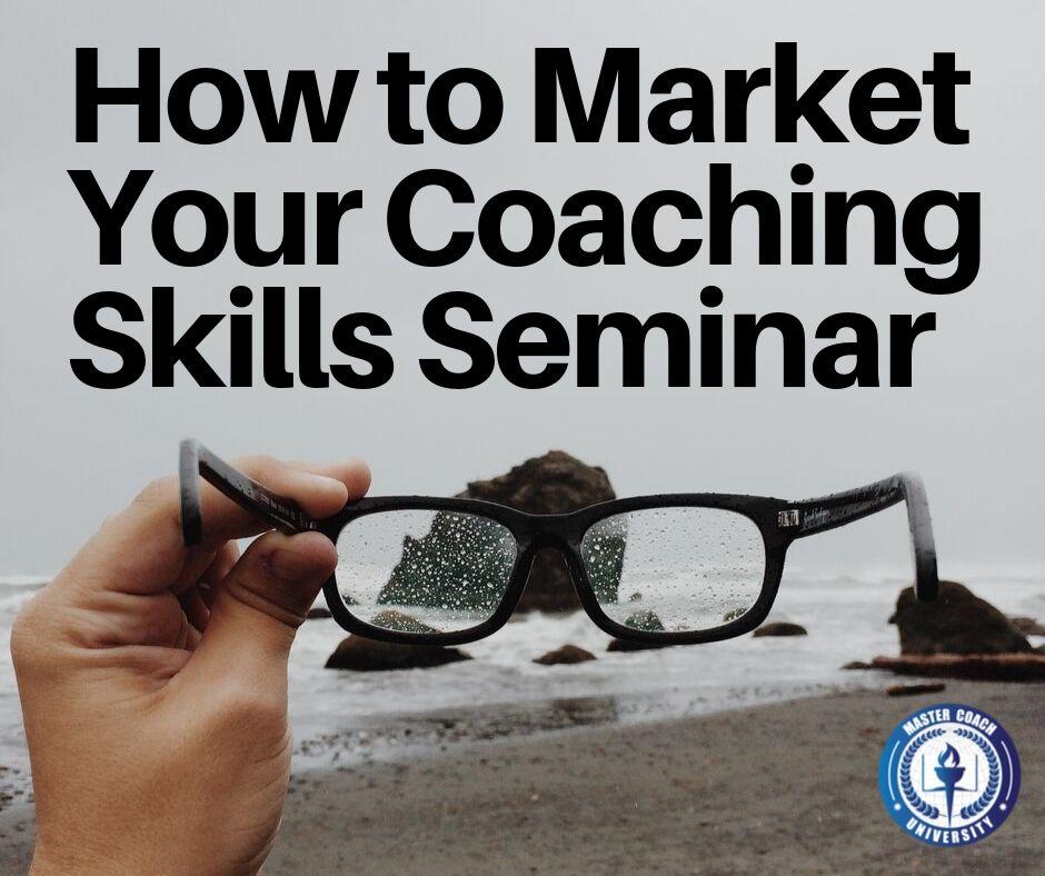 Coaching Skills, Coaching Skills Seminar