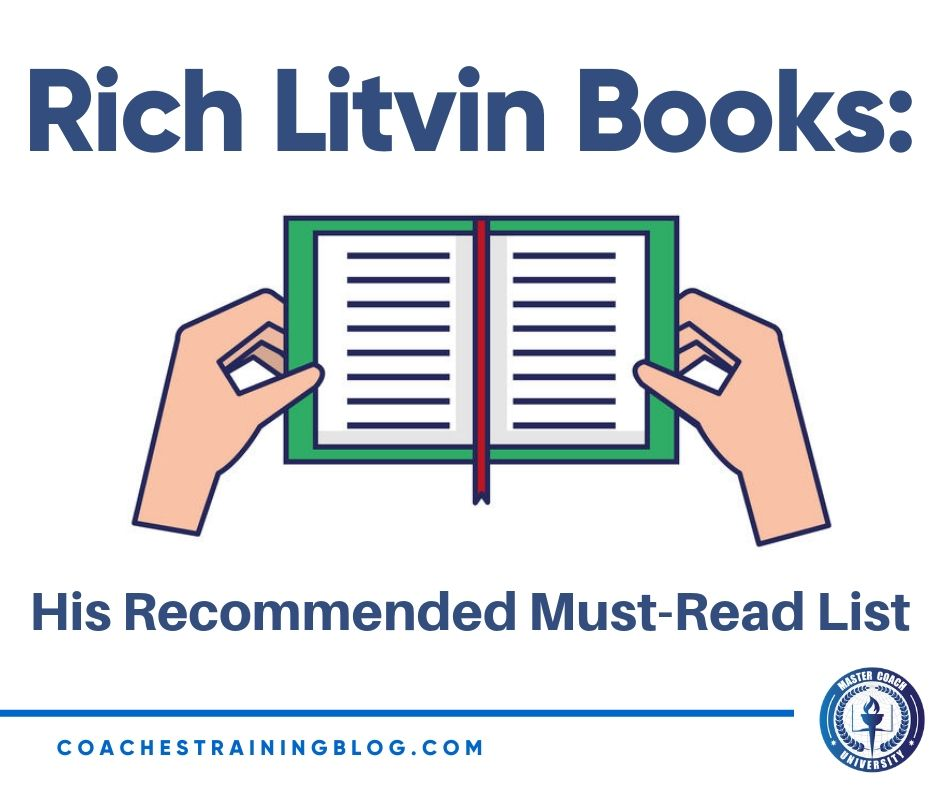 Rich Litvin Books: His Recommended Must-Read List