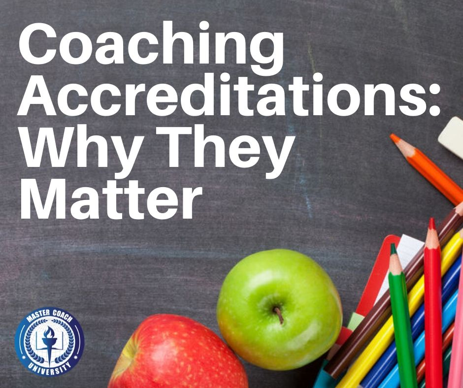 Coaching Accreditations: Why They Matter