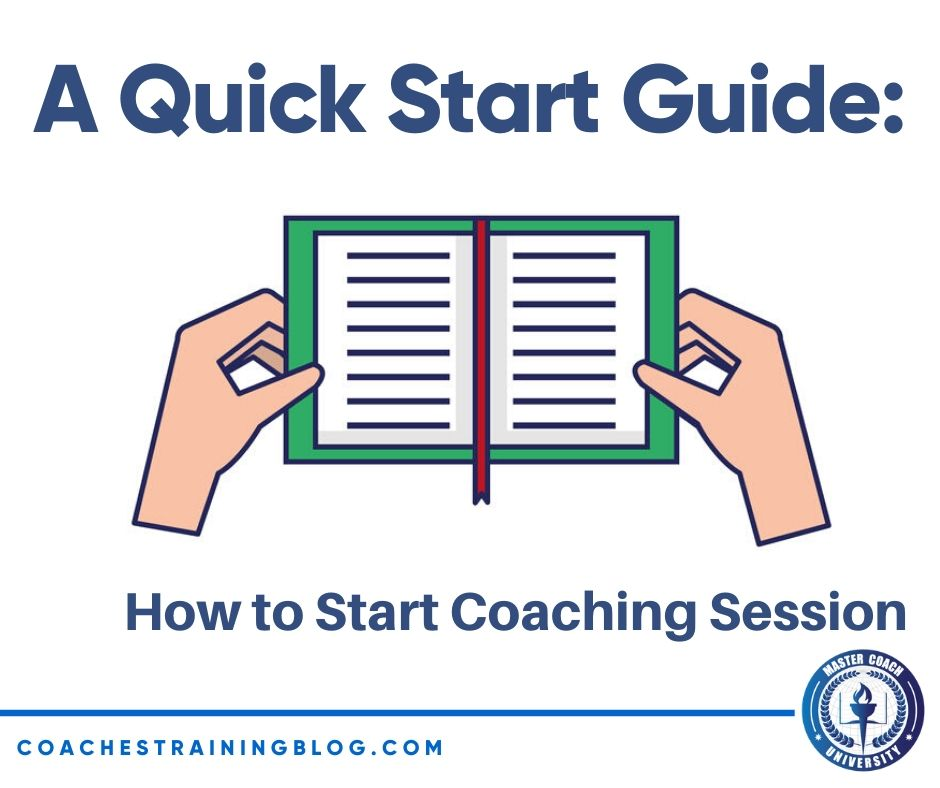 A Quick Start Guide: How to Start Coaching Session