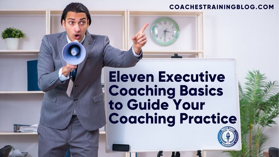 Eleven Executive Coaching Basics – Key to a Successful Coaching Practice