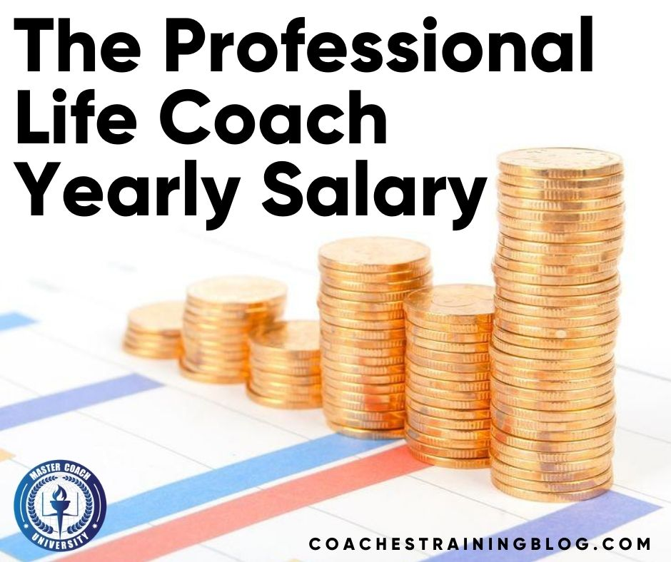 The Professional Life Coach Yearly Salary of a Salaried Federal Employee