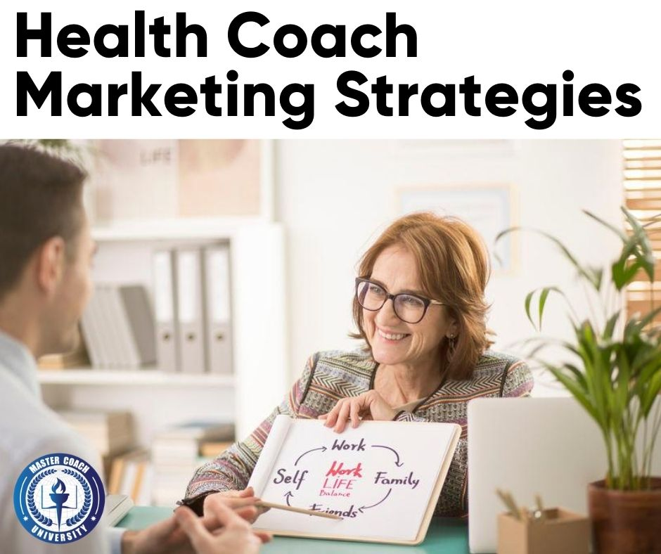 Three Health Coach Marketing Strategies to Attract Your Ideal Customers