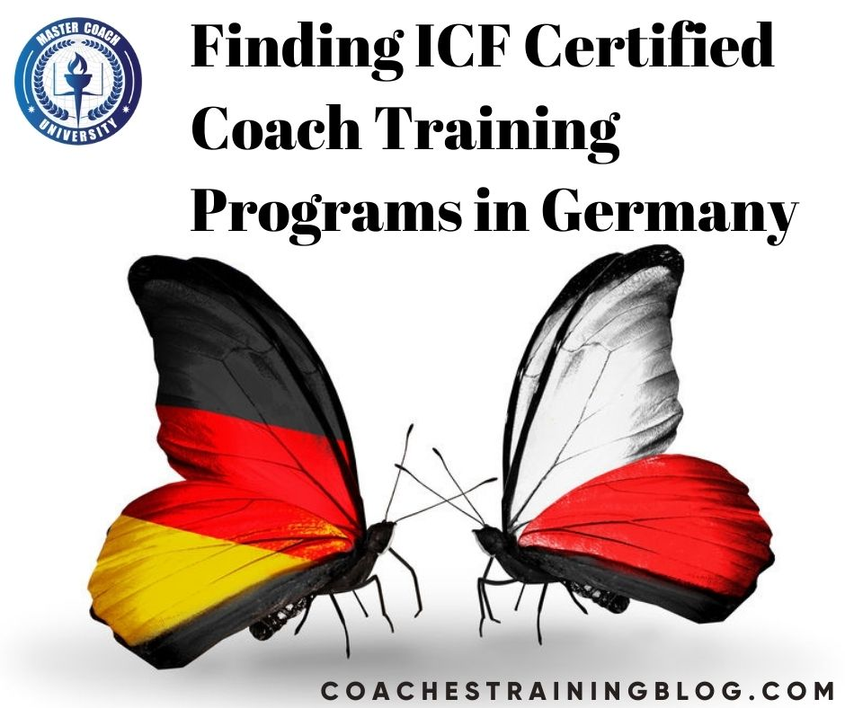 Finding ICF Certified Coach Training Programs in Germany