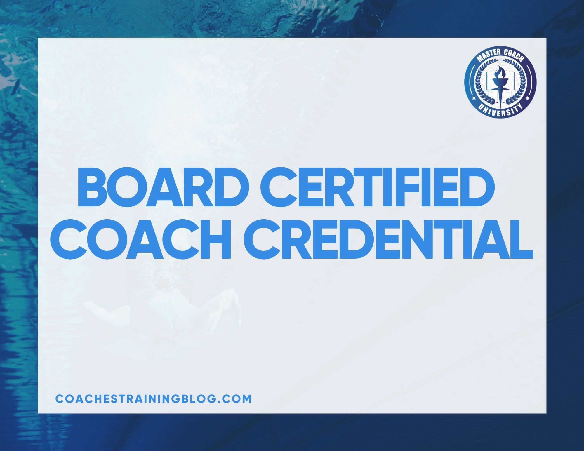 Are You Ready for a Board Certified Coach Credential?