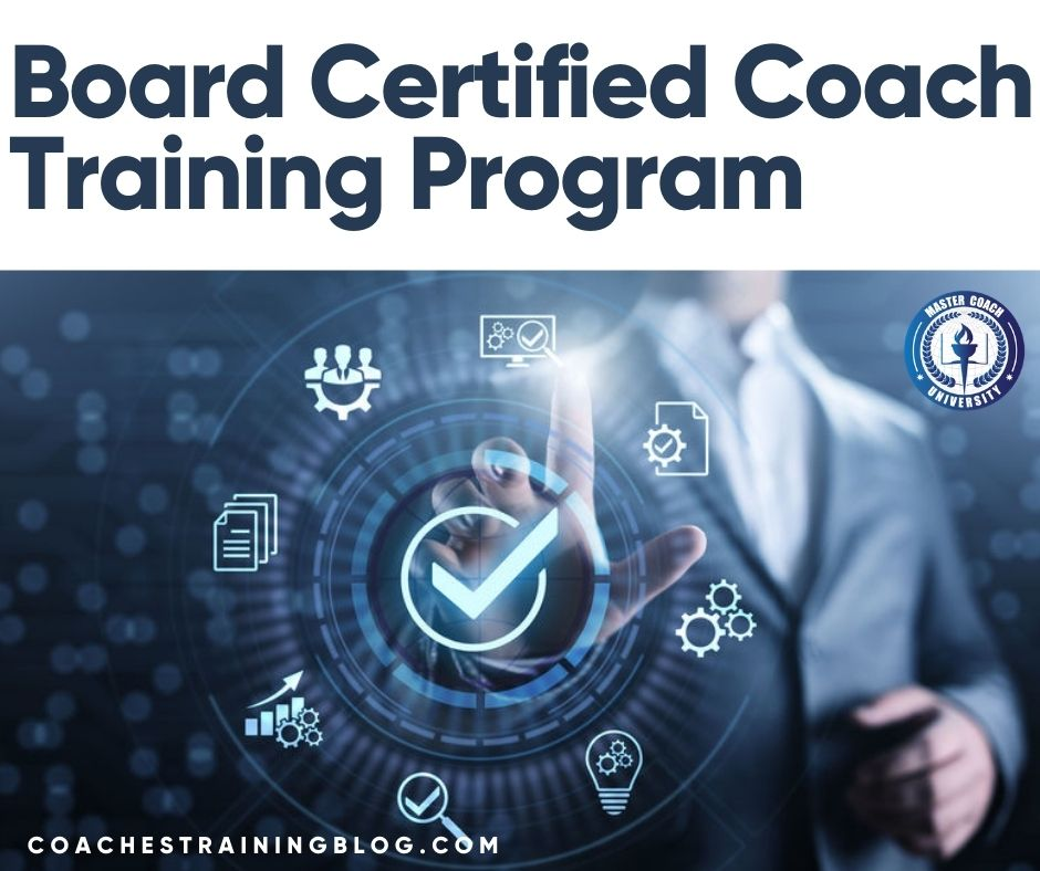 Bellevue University's Board Certified Coach Training For Executive Coaches