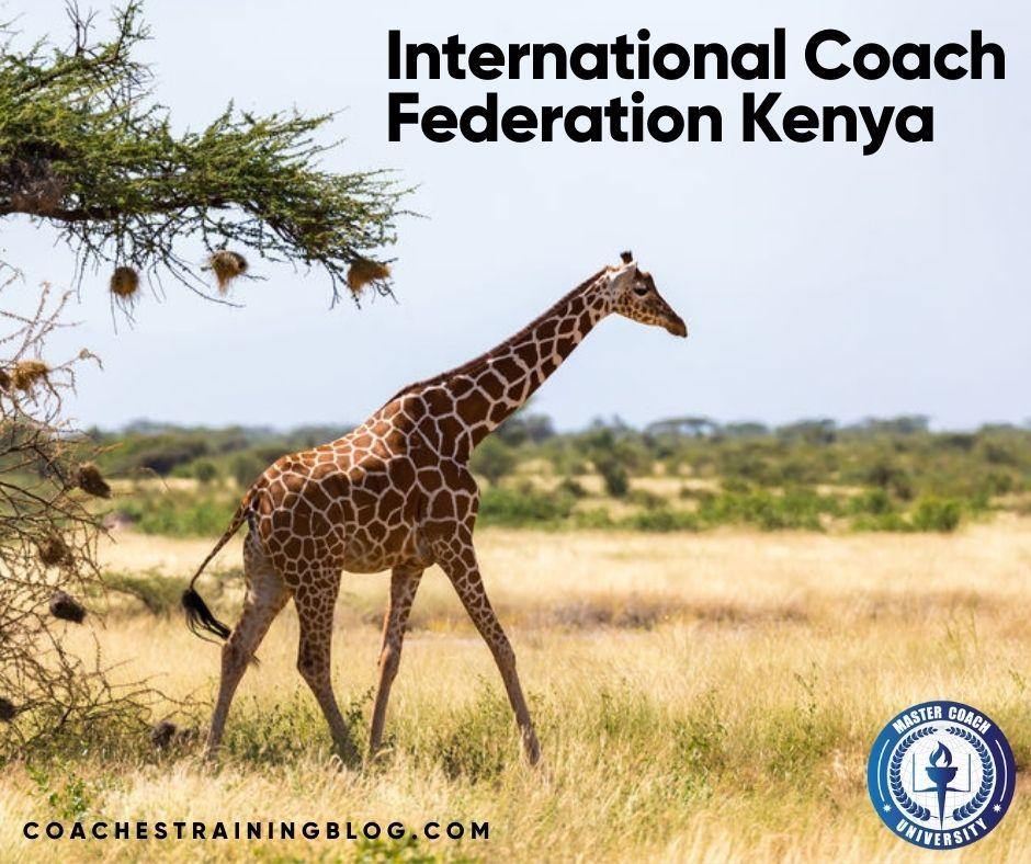 The International Coach Federation: The ICF Kenya Charter Chapter