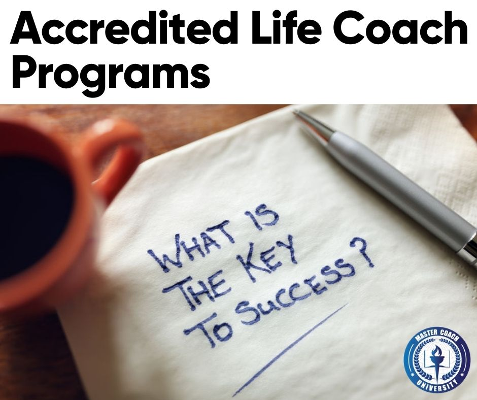 The Basics of Accredited Life Coach Programs