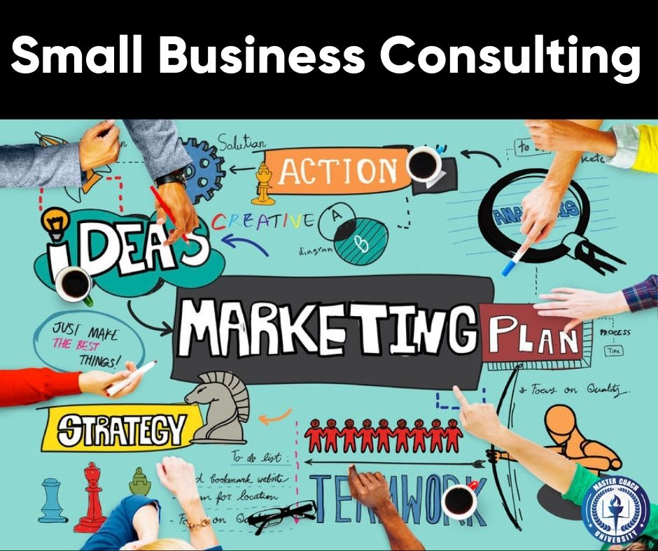 Small Business Consulting Marketing Strategies to Help Your Clients Be Successful