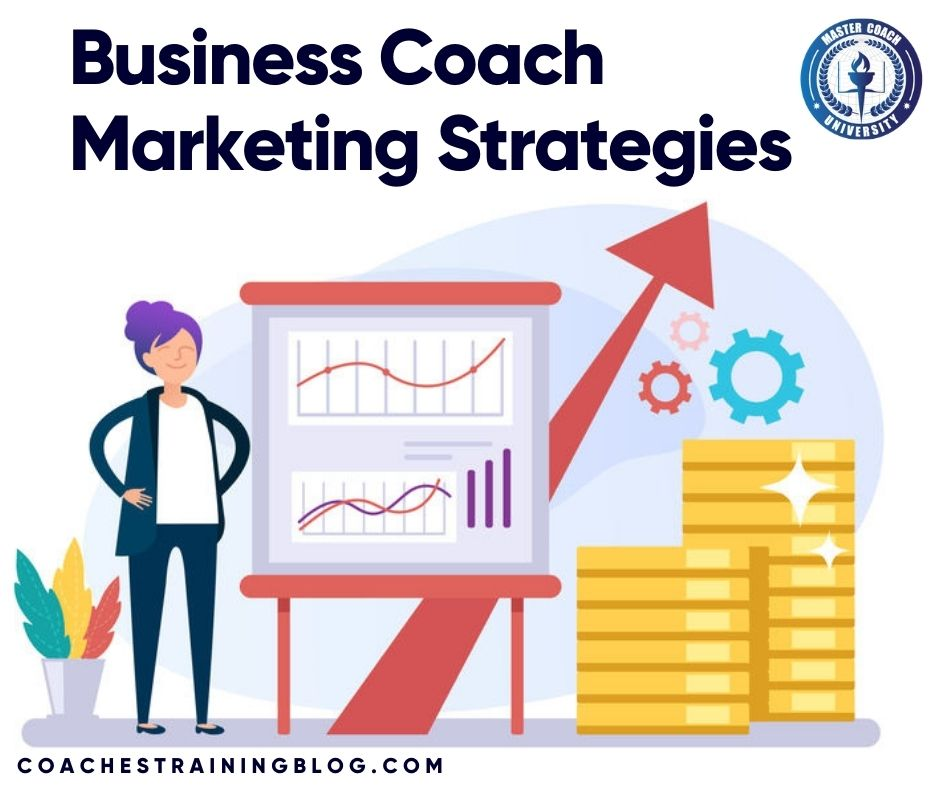 Six Business Coach Marketing Strategies For Your Coaching Practice