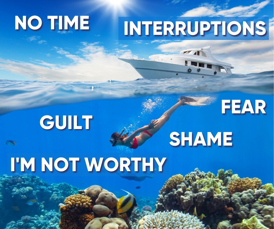 Underneath surface stories and excuses are the real causes of lack of follow-through.