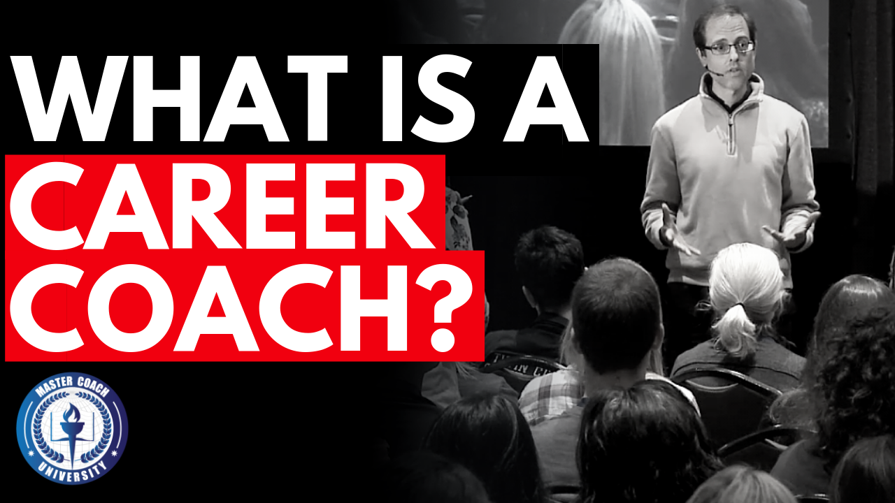 What is a career coach?