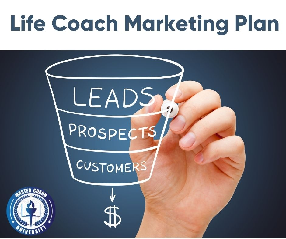 Life Coach Marketing Plan – Three Online Marketing Ideas to Grow Your Business
